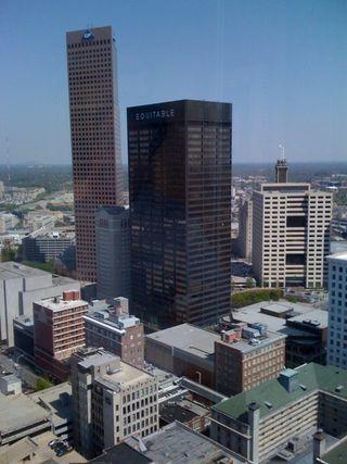 Equitable Building Atlanta
