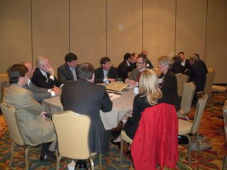 NAIOP social media roundtable
