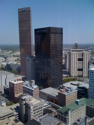 Equitable Building Atlanta