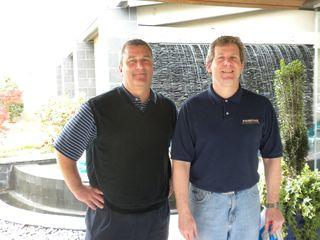 Matt Valley, Bob Simons