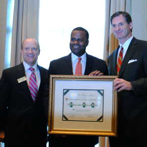 Mayor Kasim Reed ATL Commercial Board