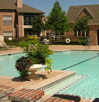St. Martin apartments, Coppell, Texas