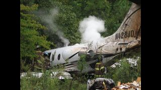 Dewberry plane crash