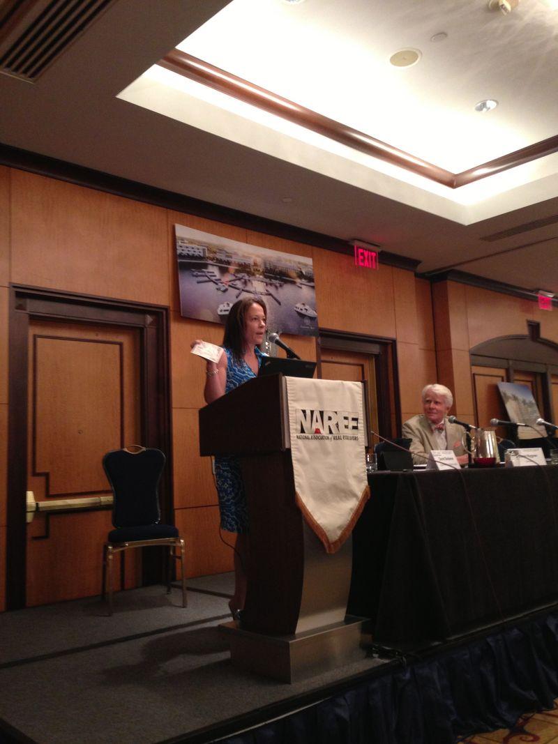 Jackie Doak New Urbanism NAREE