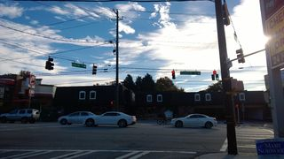 Peachtree and Collier roads Atlanta