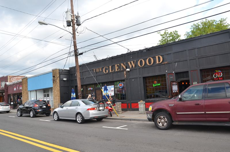 Glenwood Avenue Retail