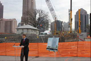 Jim Borders, SkyHouse Midtown Groundbreaking