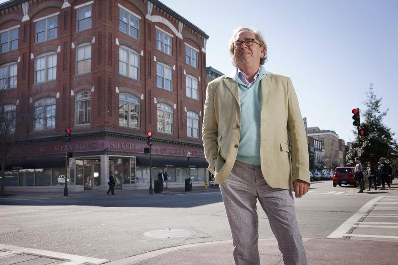 Ben Carter on Broughton Street Savannah