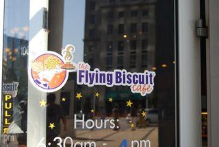 Flying Biscuit Terminus