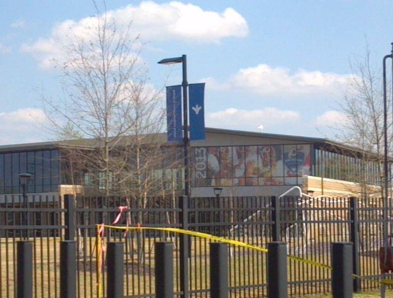 Redskins Training Center Richmond