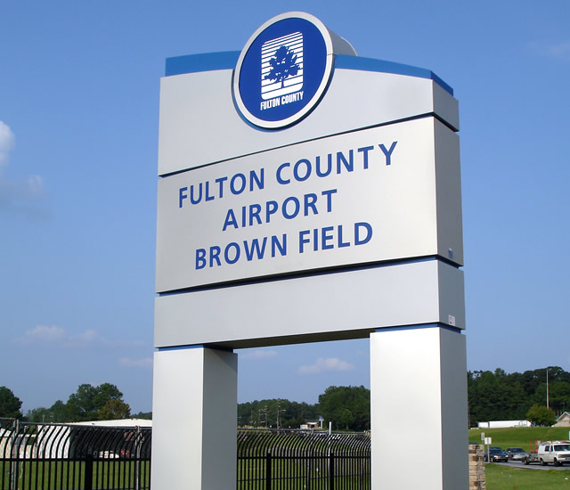Fulton Airport Brown Field