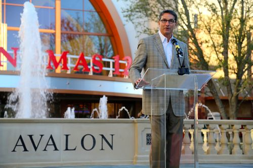 Mark Toro Opens Avalon