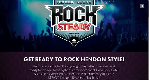 Hendon Rocks 30